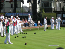 The Sport of Bowls